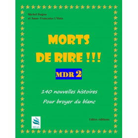 MORTS de RIRE tome 2 - eBook
